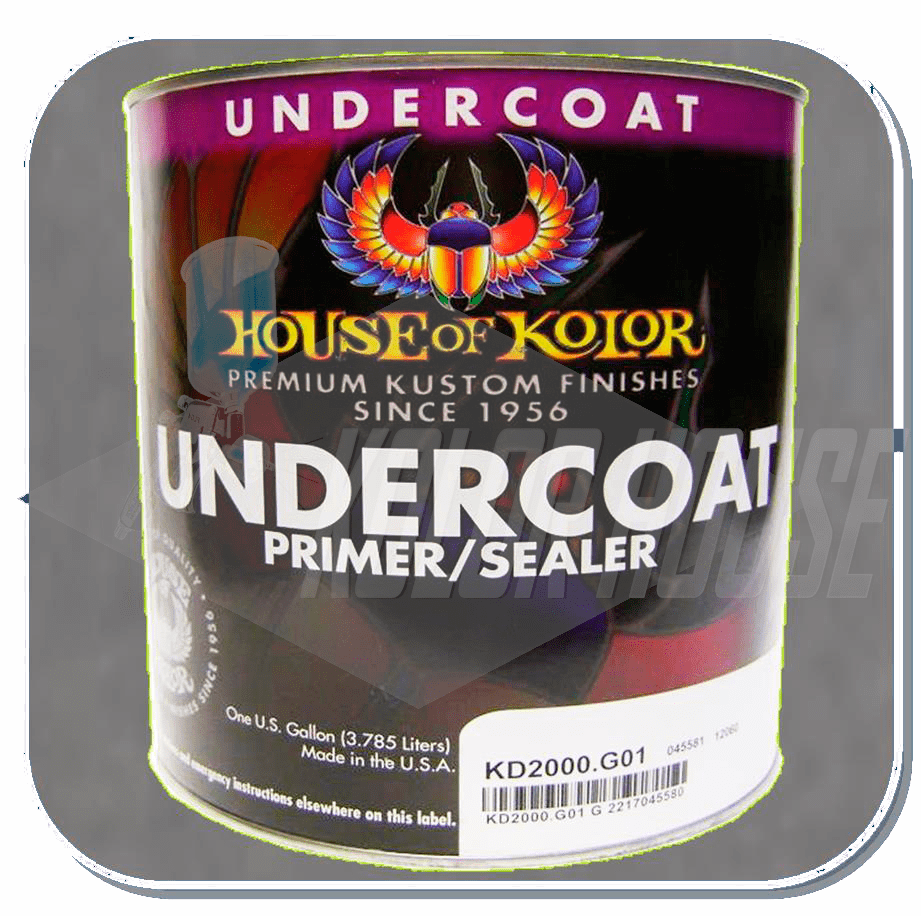 HOC-KD2000 G01 HOUSE OF KOLOR DIRECT TO METAL EPOXY PRIMER GALLON