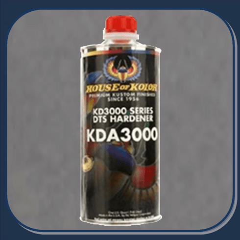 HOC-KDA3000 Q01 CATALYST for KUSTOM DTS FOUNDATION SURFACER/SEALER Quart