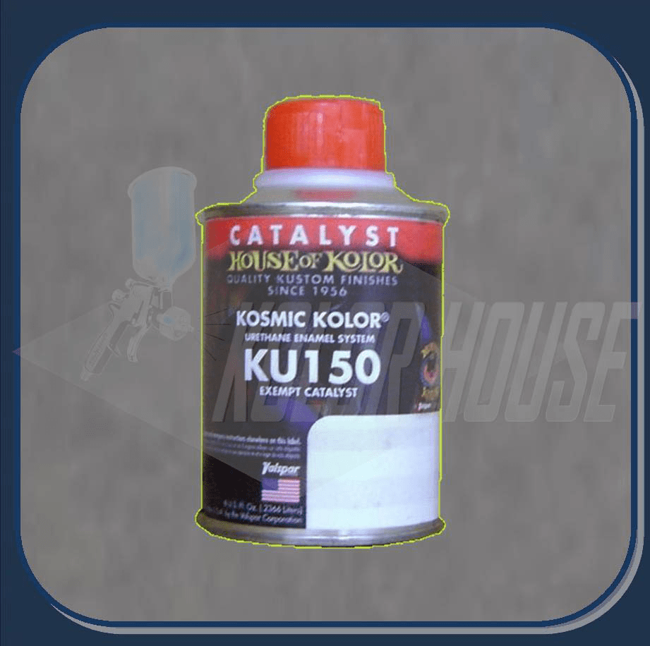 HOC-KU150 HP0 EXEMPT CATALYST 1/2 PINT
