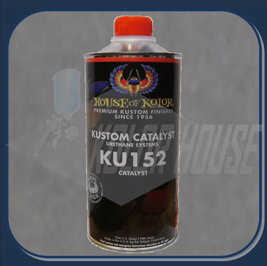 HOC-KU152 Q01 Catalyst for (URETHANE KANDY KARRIER & KOSMIC URETHANE SHOW KLEAR) Quart