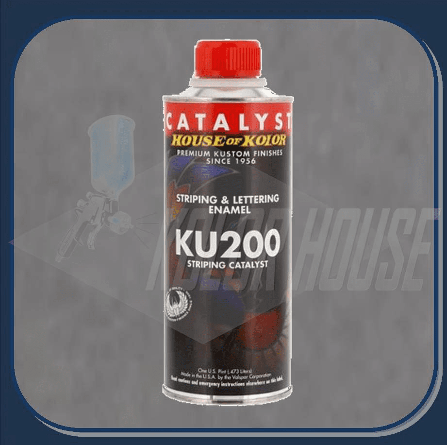 HOC-KU200 P00 House of Kolor Striping Enamel Catalyst Pint