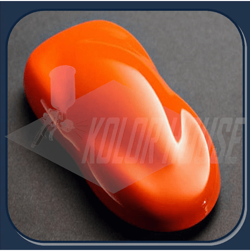 "HOC-NE503 Q01 House of Kolor ""ORANGE""  NEON  Quart"