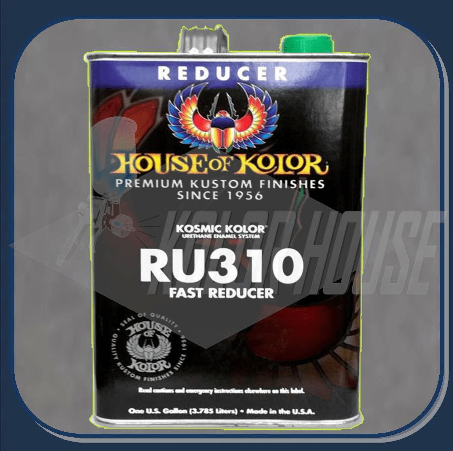 HOC-RU310 G00 HOUSE OF KOLOR FAST DRY REDUCER  GALLON