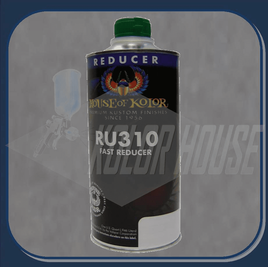 HOC-RU310 Q00 HOUSE OF KOLOR  FAST DRY REDUCER  QUART