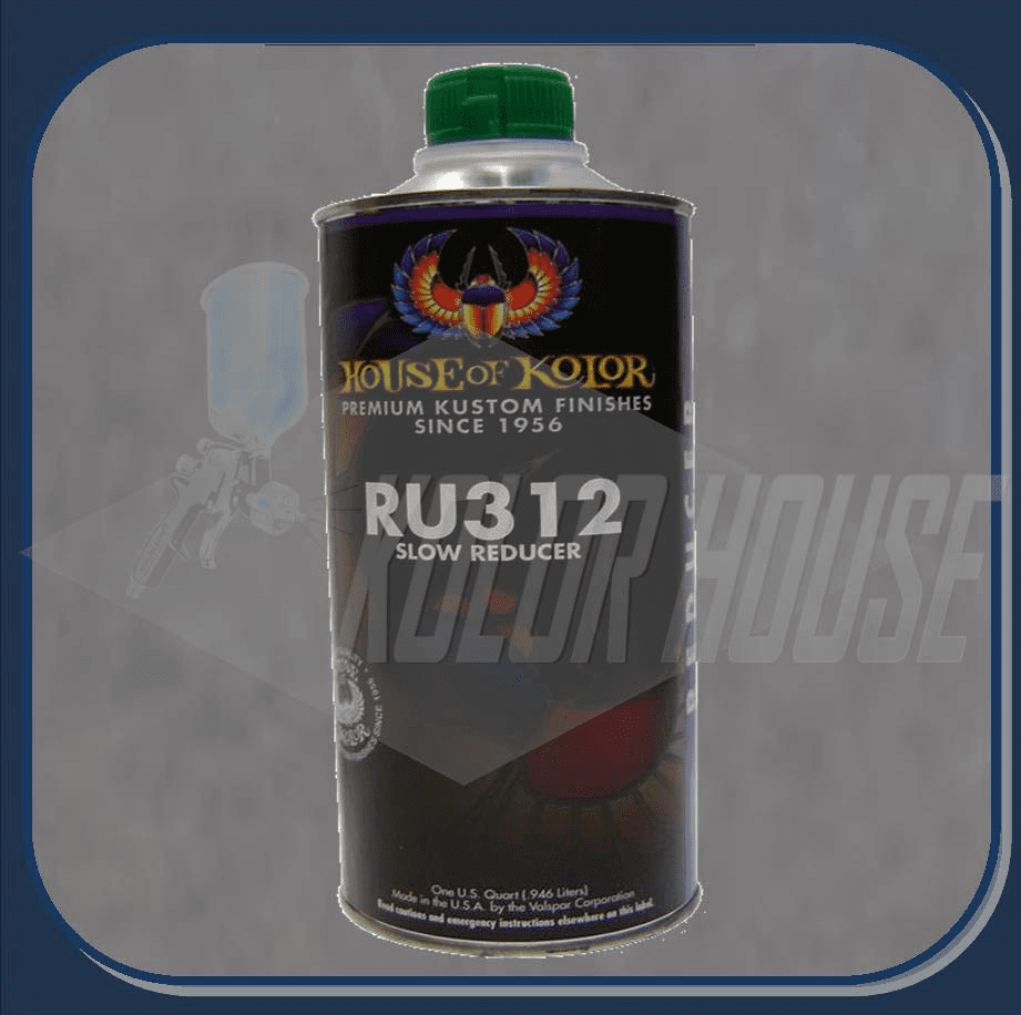 HOC-RU312 Q00 HOUSE OF KOLOR  VERY SLOW DRY REDUCER  QUART