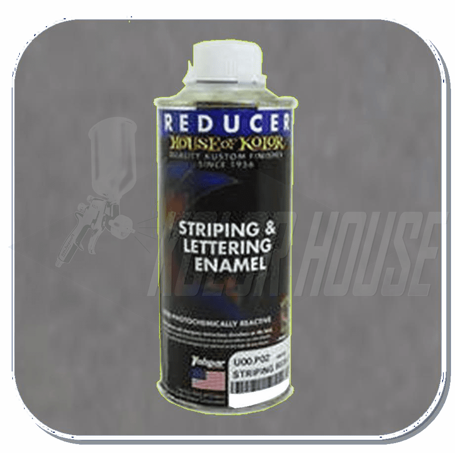 HOC-U00 P02 HOUSE OF KOLOR STRIPING & LETTERING URETHANE ENAMEL REDUCER PINT