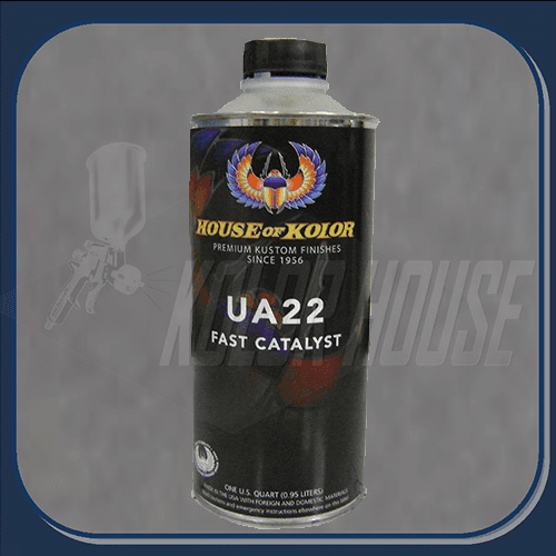 HOC-UA22 Q01 Fast Activator for UC21 Clear