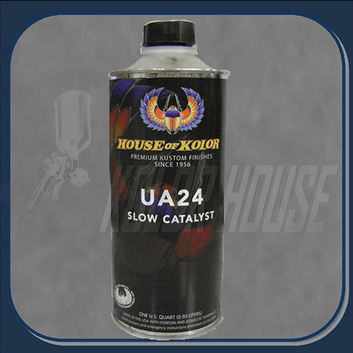 HOC-UA24 Q01 Slow Speed Catalyst for UC21 Clear