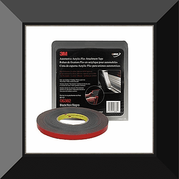 MMM-06382 DOUBLE SIDED TAPE 1/2in X  20yd ROLL