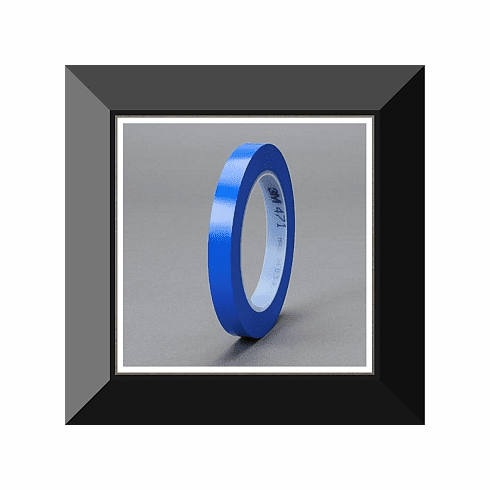 MMM-06408 3M BLUE VINYL FINE LINE TAPE 1/2 IN