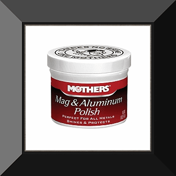 MTH-05100 MOTHER'S MAG & ALUMINUM POLISH 5oz CAN