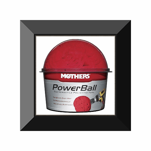 MTH-05140 MOTHER'S POWER BALL POLISHING BALL WITH EXTENSION.