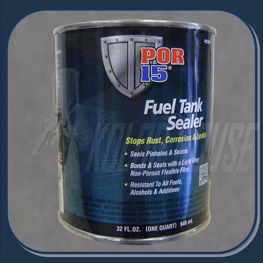 "POR-49204 Fuel Tank Sealer ""ONLY"" Quart"