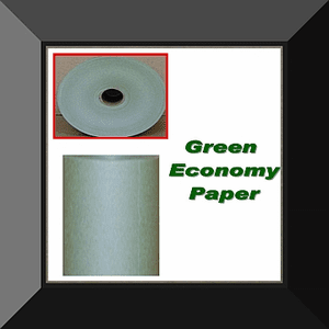 PPC-009 9in ECONOMY GREEN MASKING PAPER
