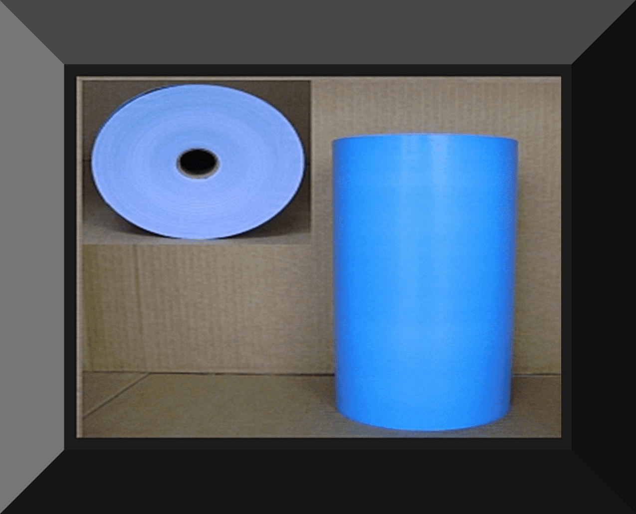 PPC-B12 12IN BLUE POLY MASK PAPER