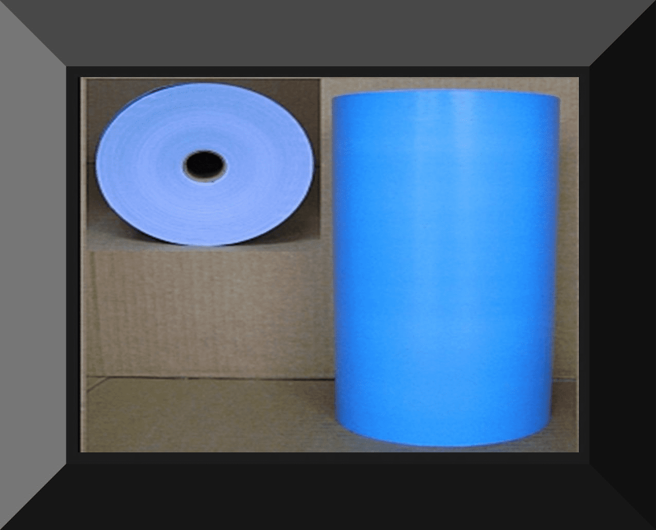 PPC-B18 18IN BLUE POLY MASK PAPER
