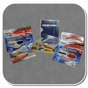 Prostripe Automotive Restyling Striping Tapes