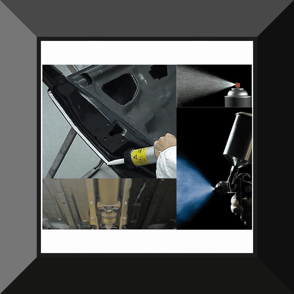 Sealers, Undercoating, Adhesion Promoters