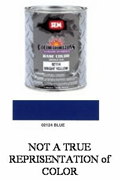 "SEM-02124 SEM COLOR HORIZONS BASE CONCENTRATE ""BLUE"" QUART"