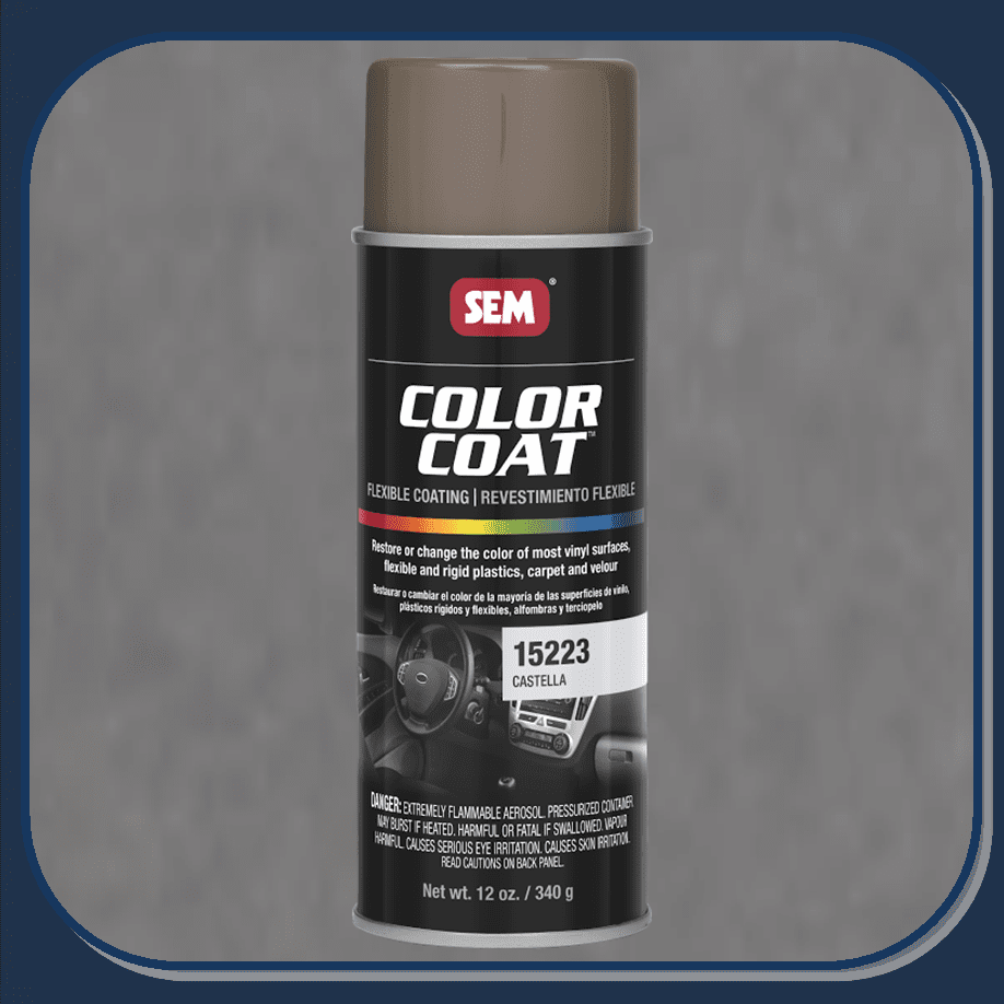 SEM-15223 Castella Color Coat 12oz Aerosol