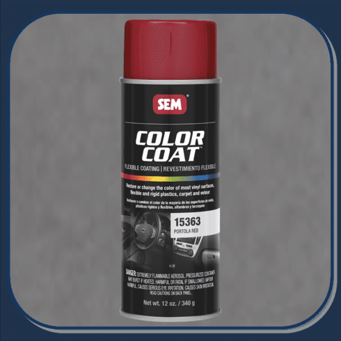 SEM-15363 Portola Red Color Coat 12oz Aerosol