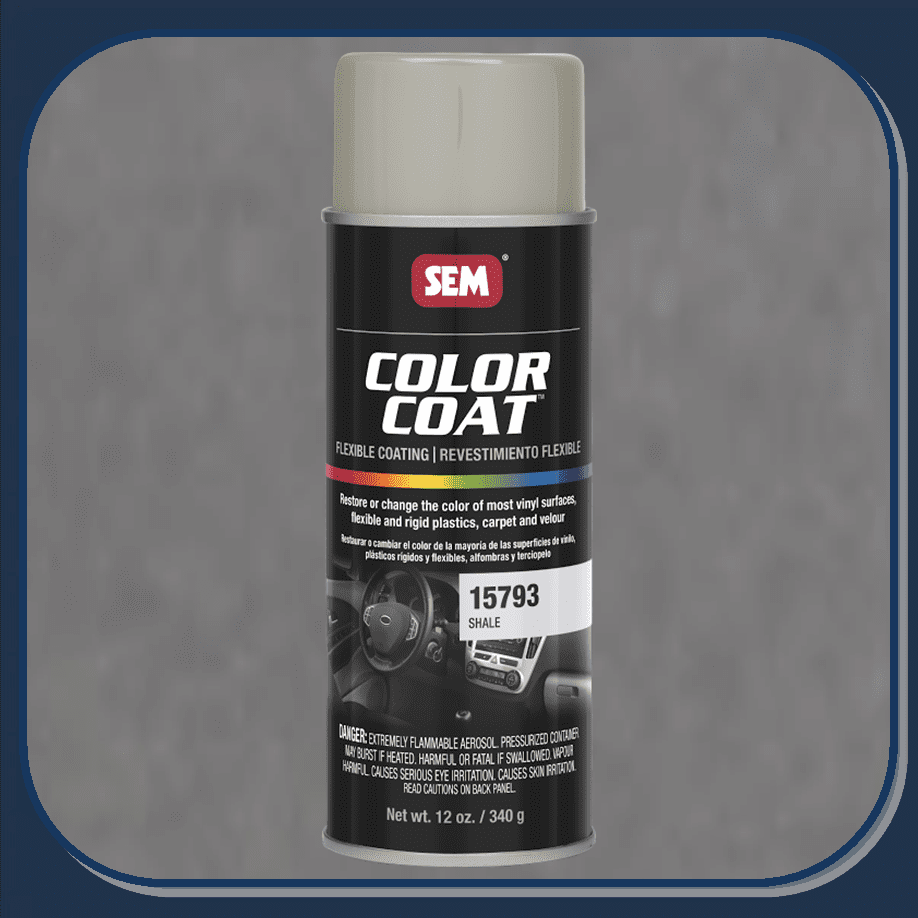 SEM-15793 Shale Color Coat 12oz Aerosol