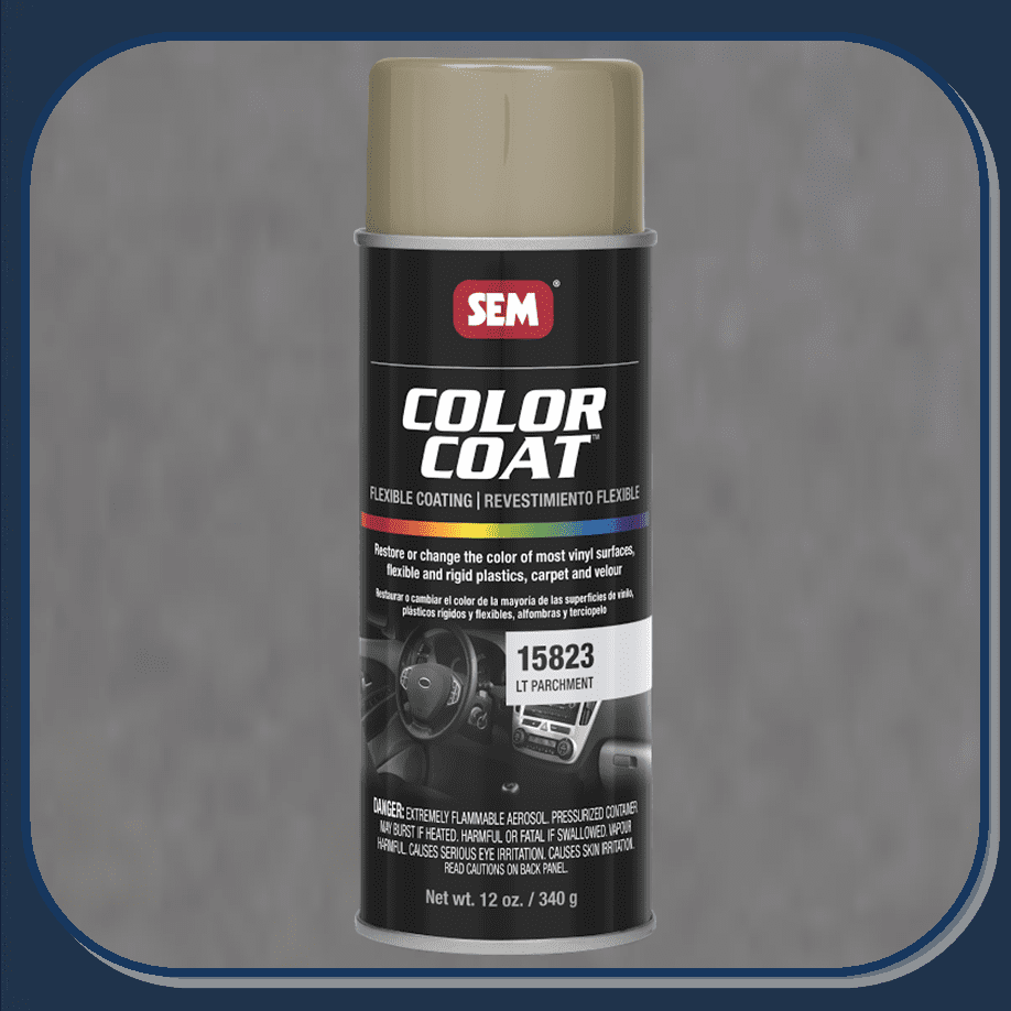 SEM-15823 Light Parchment Color Coat 12oz Aerosol
