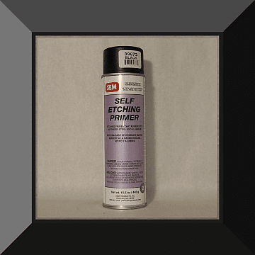 SEM-1K SELF ETCHING PRIMER BLACK AREOSOL
