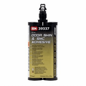 SEM-39337 SEM PRODUCTS DUAL MIX DOOR SKIN AND SMC ADHESIVE 7oz Cartridge