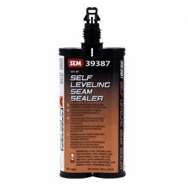 SEM-39387 SEM PRODUCTS DUAL MIX SELF LEVELING SEAM SEALER 7oz Cartridge