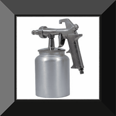 SEM-71001 SEM PRODUCTS PRO-TEX TRUCKBED LINER SPRAY GUN USED WITH SEM PRO-TEX LINERS