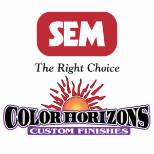 SEM Color Horizons Custom Paints