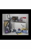 SPRAY GUNS, AIR TOOLS, ACCESSORIES, AND ELECTRIC BUFFERS