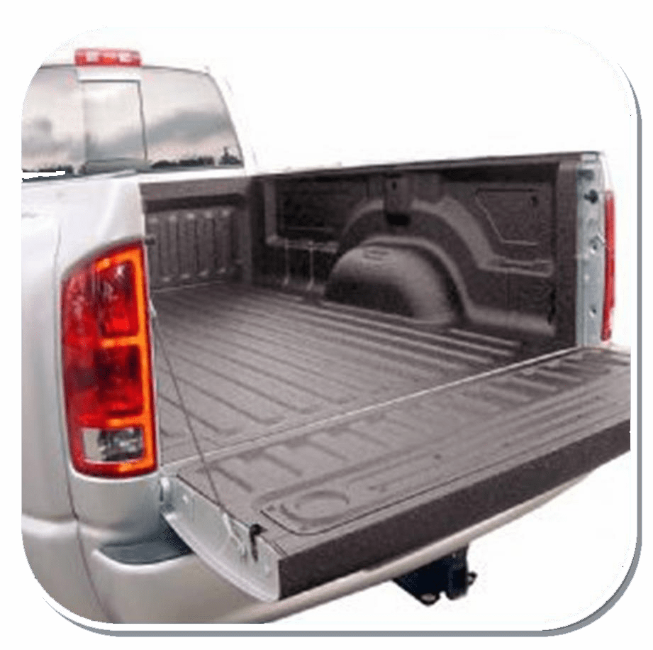 SPRAY IN TRUCKBED LINERS AND ACCESSORIES