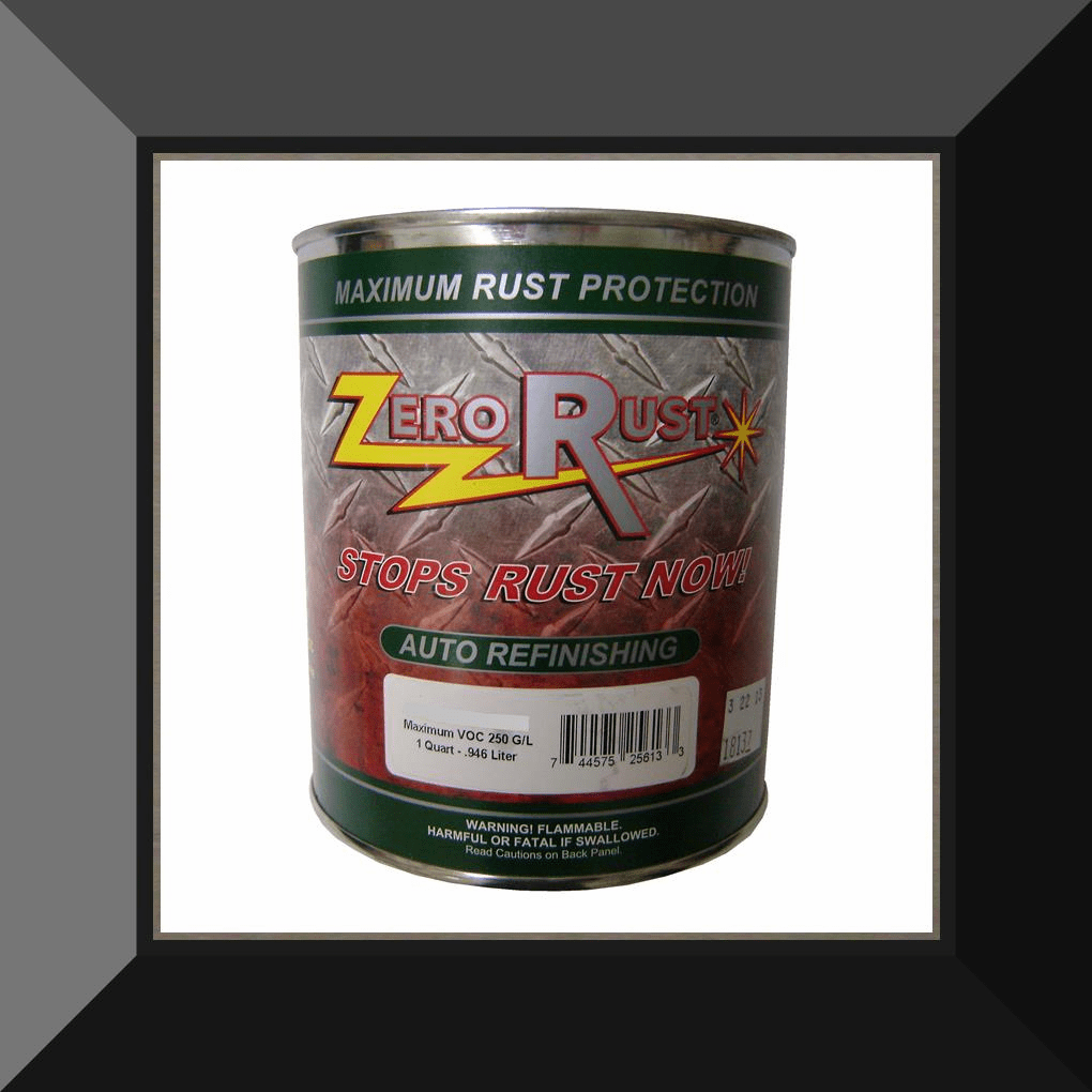 ZRO-AR60Q Zero Rust Red Oxide Quart
