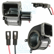 Blower Motor Assembly OEM #: RD3-3425-0, Multi Applications
