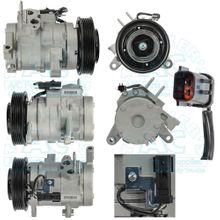 Compressor w/clutch Aftermarket OEM #: 55116834AD - Dodge Trucks
