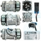 Sanden Compressor - Genuine Manufacturer #: 4471