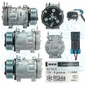 A/C Compressor - Aftermarket Grade SD7H15HD