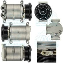 Compressor - Aftermarket OEM #: 89018950 - Chev/GMC Trucks