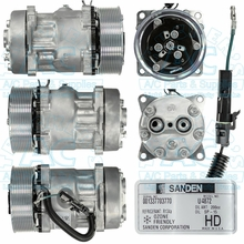 Sanden Compressor - Genuine OEM Grade SD7H15HD-FLX