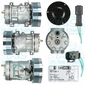 Sanden Compressor - Genuine Manufacturer #: 4302