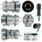 Sanden Compressor - Genuine OEM #: 4283