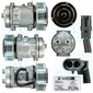 Sanden Compressor - Genuine OEM #: 84279787 Farm & Off Road Applications