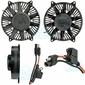 Electric Cooling Fan OEM #: 54-00618-02; AC401-111