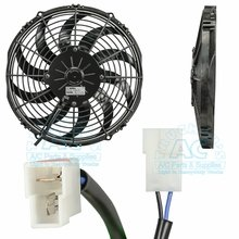 SPAL Cooling Fan Assembly VA09-BP12/C-54A