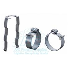 A/C Fitting Clamp # 6 EZ Ftgs