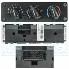 A/C Control Panel/Freightiner