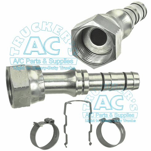 A/C Fitting #10 Female Swivel