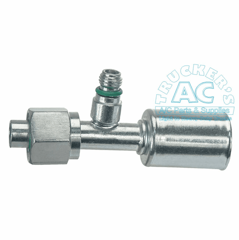 A/C Fitting STEEL BEADLOCK FTG w/M10 SW.  3/4''-16